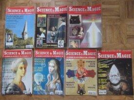Lot : 7 Revues Science et Magie