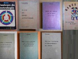 Lot : 7 livres Astrologie Hadès
