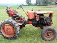 A VENDRE tracteur VENDEUVRE 2