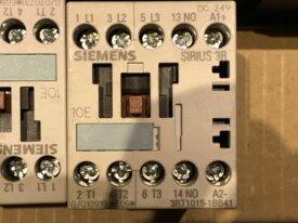 Contacteur Siemens Sirius
