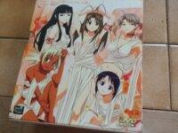 Love Hina DVD 1 à 5 1