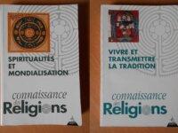 Lot : 2 livres Connaissance des Religions 1