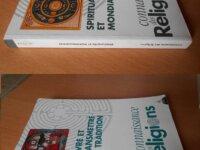 Lot : 2 livres Connaissance des Religions 3