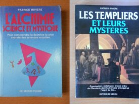 Lot : 2 livres de Patrick Rivière