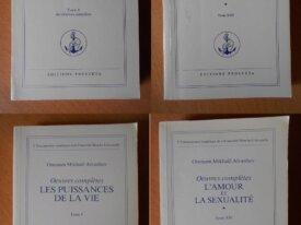 Lot : 4 livres de Mickaël Omraam Aïvanhov