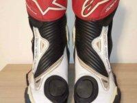 Bottes moto Alpinestars SMX Plus taille 43 2