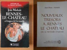 Lot : 2 livres sur Rennes-le-Château