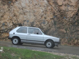 VW Golf GTI de 1981