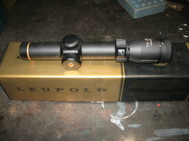 lunette chasse leupold