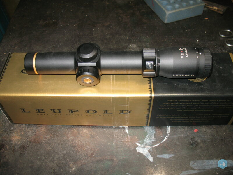 lunette chasse leupold  1