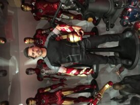 Quelques Hot Toys