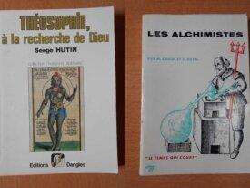 Lot : 2 livres de Serge Hutin