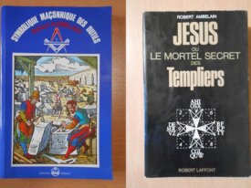 Lot : 2 livres de Robert Ambelain