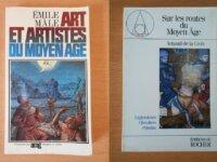 Lot : 2 livres sur le Moyen Age 1