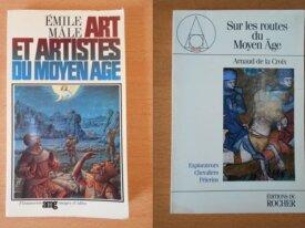 Lot : 2 livres sur le Moyen Age