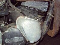 moteur de 125 kawasaki KE ou K1 2