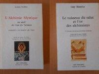 Lot : l'Alchimie Mystique + Le Vaisseau du Salut.. 1