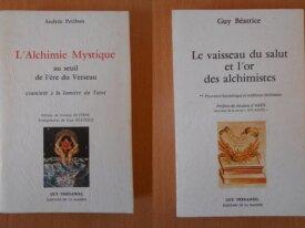Lot : l'Alchimie Mystique + Le Vaisseau du Salut..