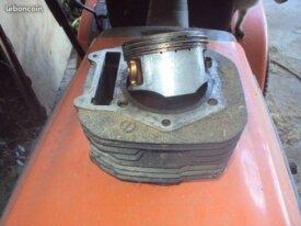 cylindre piston suzuki 600 dr