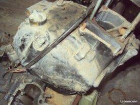 bas moteur de suzuki 370 sp