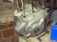 bas moteur de suzuki 600 dr 1