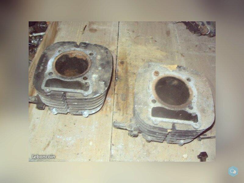 cylindres de suzuki 400 dr 1