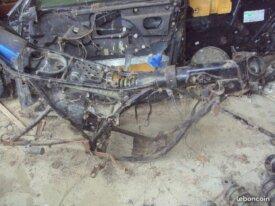 cadre yamaha 125 dtmx a restaurer