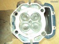 culasse de ktm 600 lc4 modèle 580 3