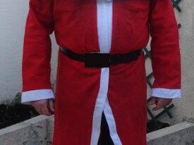 Tenue de père Noël