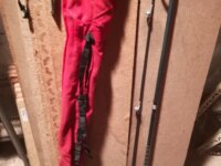 Exceptionnel, matériel de pêche (vintage) NEUF : 4