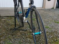 vente vélo Salmon carbone/alu 2