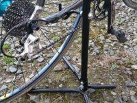 vente vélo Salmon carbone/alu 3
