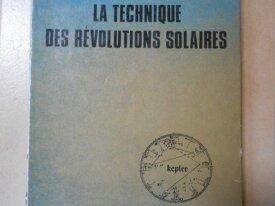 La Technique des Révolutions Solaires (Volguine)