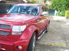 Dodge Nitro 2.8CRD R/T Red Inferno
