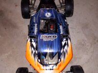 MCD RR5 Champion d'Europe 1