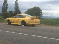 996 GT3 MK 1 jaune 1