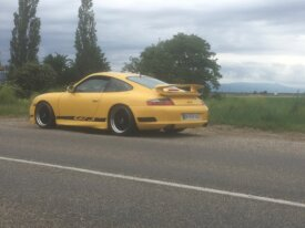996 GT3 MK 1 jaune