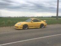 996 GT3 MK 1 jaune 2