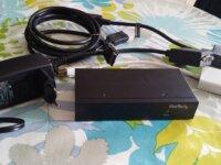 Adaptateur DisplayPort 3 sorties 1