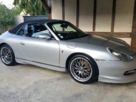 996 cabriolet c2 année 2001