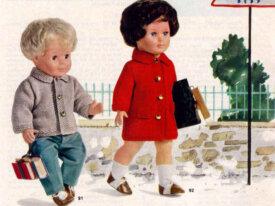 Modeles Vêtements Poupée-Poupon Panoplie complet