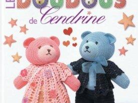 PDF AMIGURUMI:DOUDOU au Crochet de CENDRINE Vol 1
