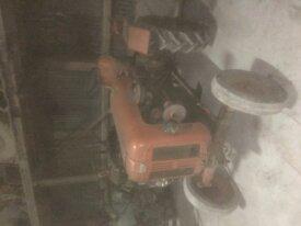 Tracteur gartner