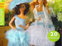 Patrons Poupées Barbie-Vêtements-Accessoires 2