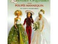 Patrons Poupées Barbie-Vêtements-Accessoires 3