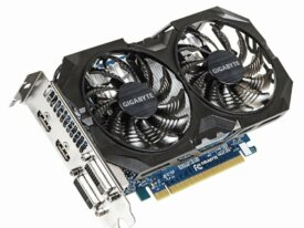 Carte graphique Nvidia GeForce 750 Ti 4 Go