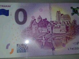 Billets Lituanie numéro 6