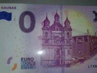 Billets Lituanie numéro 6 2