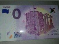 Billets Lituanie numéro 6 3