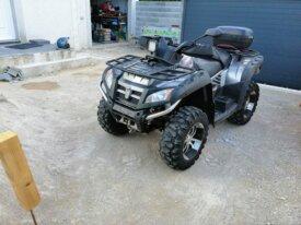 Cf moto 800 terralander